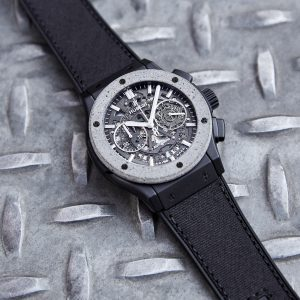 Hublot Classic Fusion Aerofusion Chronograph Special Edition Concrete Jungle