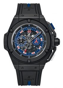 Replica Hublot King Power Paris Saint-Germainc watch