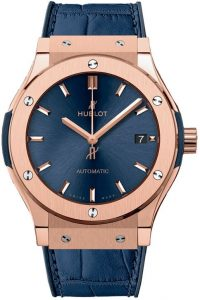 Replica Hublot Classic Fusion Automatic Gold 45mm 511.ox.7180.lr watch