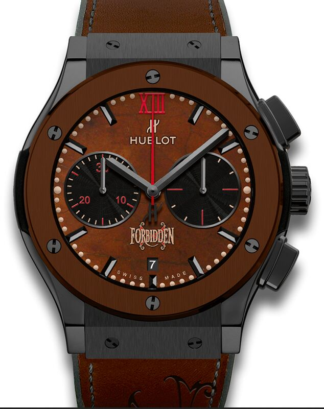 Hublot Classic Fusion 521 CC 0589 VR OPX14 replica watch