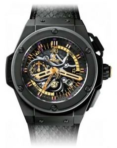 Hublot King Power Black Mamba Chronograph 748.CI.1119.PR.KOB13 Replica