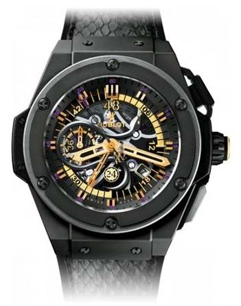 Hublot King Power Black Mamba Chronograph 748.CI.1119.PR.KOB13 Replica Review