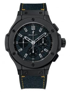 replica Hublot Big Bang Dark Jeans Ceramic 44 MM watch 301.CI.2770.NR.JEANS14