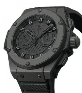 Hublot King Power Foudroyante All Black 715.CI.1110.RX
